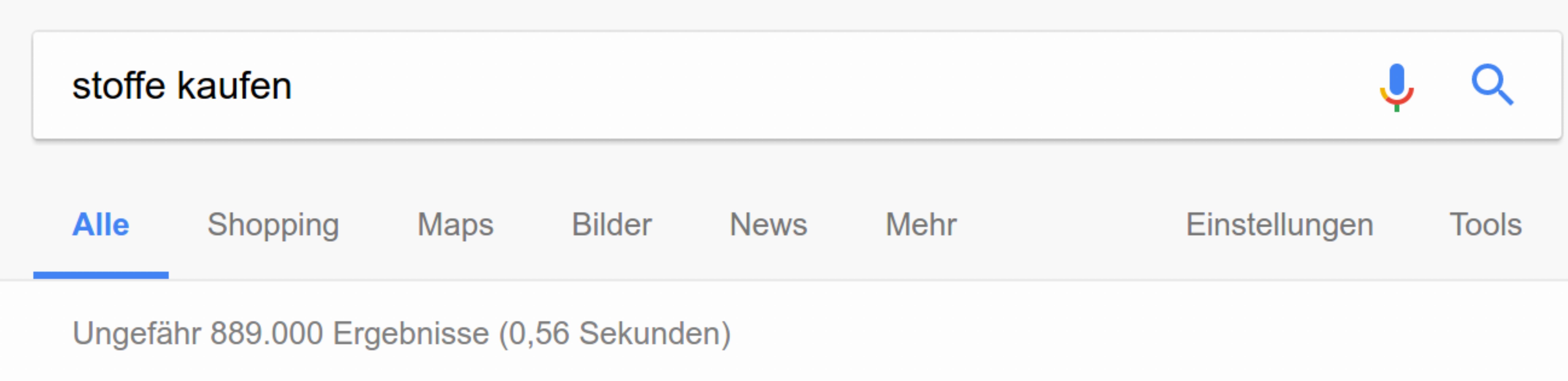 Anzahl der Suchergebnisse